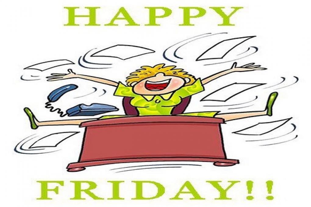 82b553feee Happy Friday  Οι μαθητές Δημοτικού θα μπορούν να αφήνουν την τσάντα τους  στο σχολείο μία Παρασκευή κάθε ...