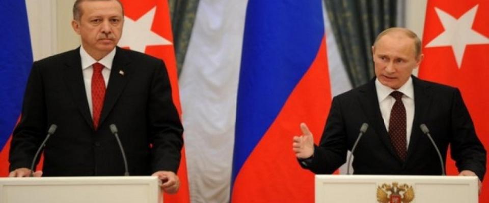 Κρεμλίνο: Ζήτησε συγνώμη ο Ερντογάν για κατάρριψη, έκκληση για αποκατάσταση σχέσεων!