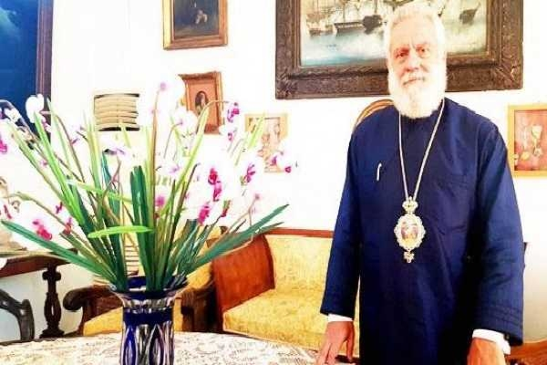Μητροπολίτης Σύρου κ.κ. Δωρόθεος Β': Τόπος δακρύων η Τήνος