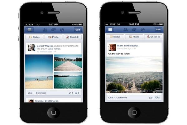 Τέλος τα μηνύματα στο mobile site του Facebook