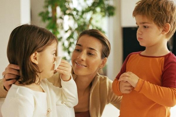 Η σημασία της συγνώμης στην οικογένεια