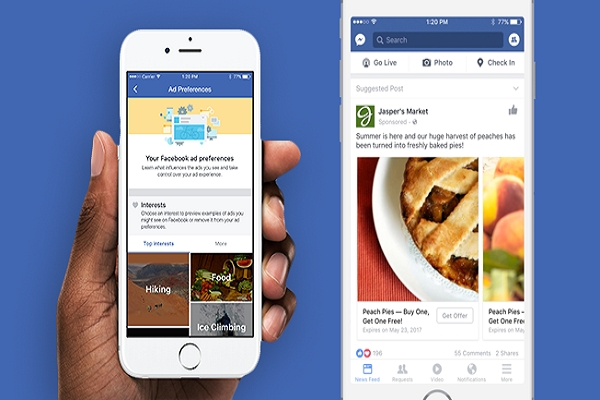 A New Way to Control the Ads You See on Facebook, and an Update on Ad Blocking