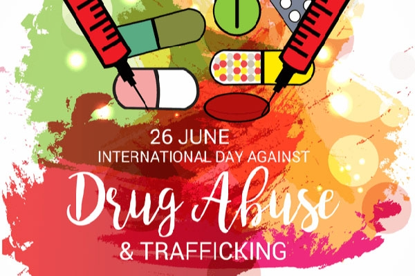 International Day Against Drug Abuse and Illicit Trafficking: 26th June