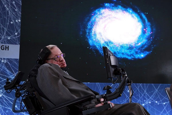 Greek Composer's Music to Accompany Stephen Hawking Space Recording