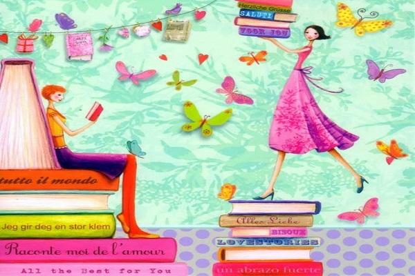 Η ανάγνωση βιβλίων χαρίζει πιο πολλά χρόνια ζωής!!