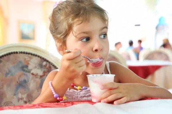 Ανάκληση παιδικού επιδόρπιου γιαουρτιού από τον ΕΦΕΤ