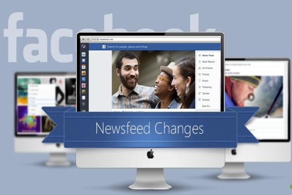 Νέες αλλαγές στο Newsfeed του Facebook;