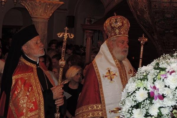 Ο Σεβασμιώτατος κ. Δωρόθεος Β΄ για την εκδημία του Ηγουμένου της Ιεράς Μονής Τουρλιανής Μυκόνου, Αρχιμ. Φιλαρέτου