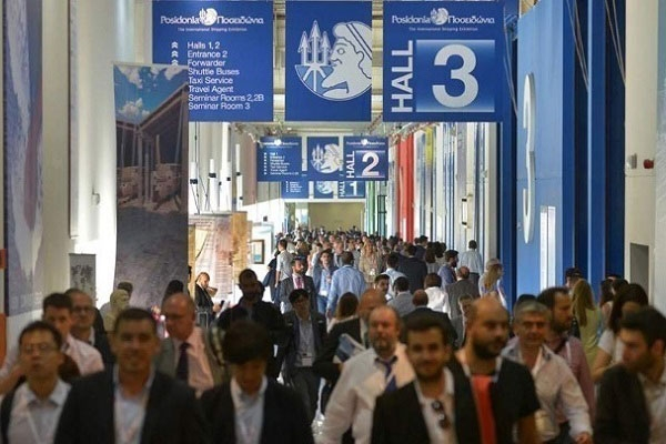 Posidonia shipping exhibition opens its doors on Monday