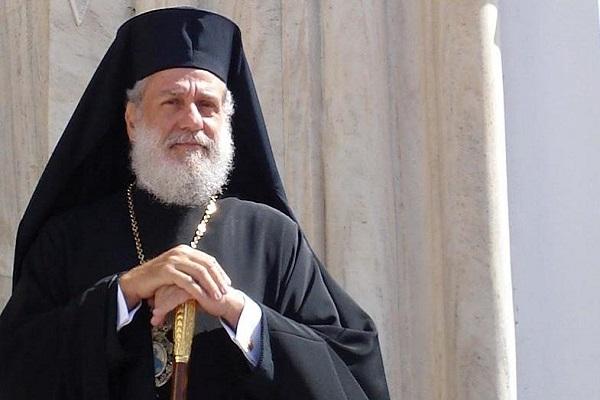 Στο πλευρό του Μητροπολίτη Σύρου το Σωματείο Συνταξιούχων ΙΚΑ Κυκλάδων