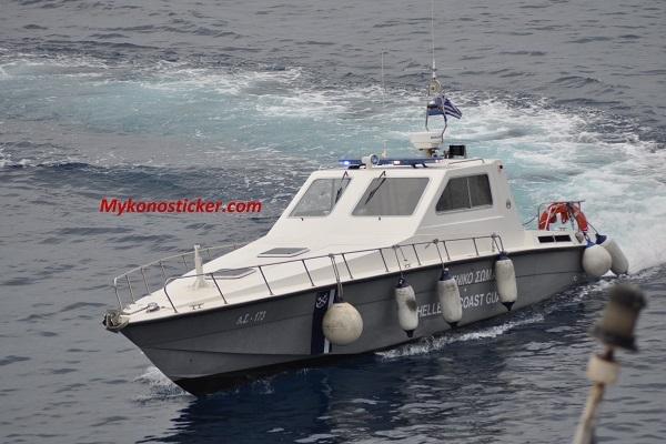 Παράνομη ναύλωση ιδιωτικού πλοίου αναψυχής στη Μύκονο
