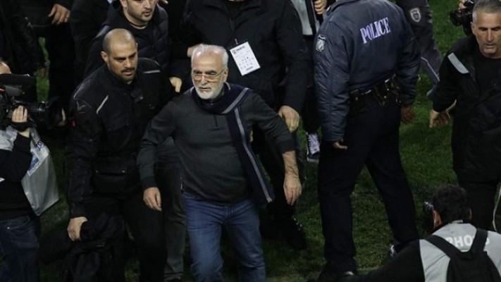 Η απόλυτη παρακμή στο ποδόσφαιρο - Ερωτήματα για τη μη σύλληψη Σαββίδη