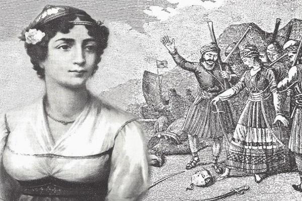 11 Οκτωβρίου 1822: Η τουρκική απόβαση στη Μύκονο και η Μαντώ Μαυρογένους