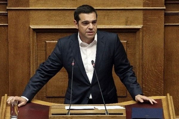 PM Tsipras: I am certain there will be a solution for the debt
