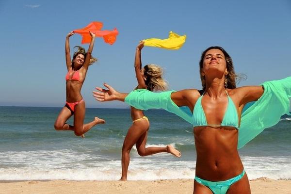 Το καλοκαίρι μας αλλάζει τη διάθεση!!