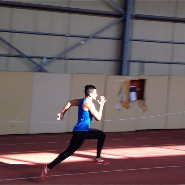 Μεγάλο ατομικό ρεκόρ ο Αμπντού στα100 μέτρα