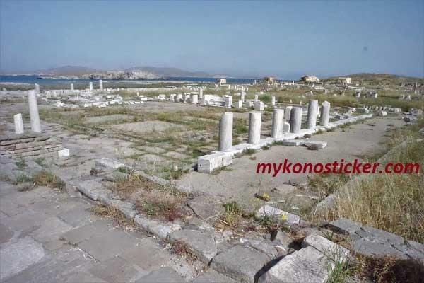 Στις τοπικές εφορίες του υπουργείου η αδειοδότηση κινηματογράφησης σε αρχαιολογικούς χώρους