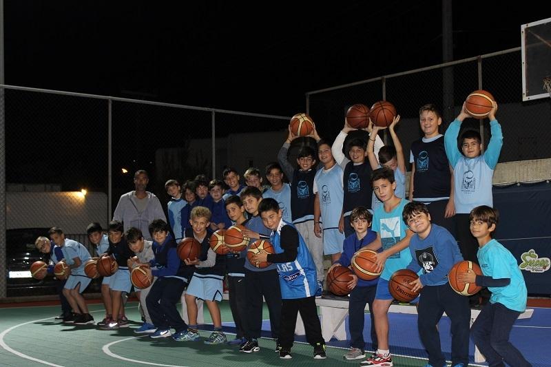 Καλή σχολική χρονιά από το μπάσκετ του Α.Ο Μυκόνου – Ξεκινά την Δευτέρα η νέα προπονητική και αγωνιστική περιόδος.